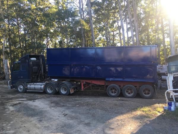 Green waste cartage Sunshine Coast
